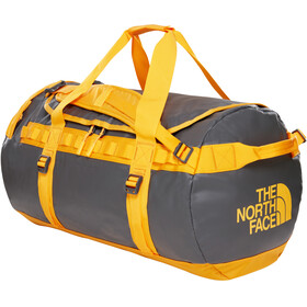 The North Face Base Camp Travel Luggage L yellow/grey